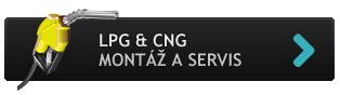 Montáž aservis CNG aLPG